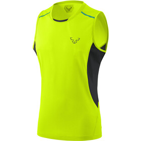 Dynafit Vert 2 Top sin Mangas Hombre, fluo yellow
